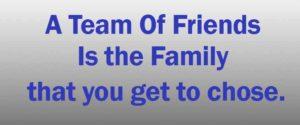 Team Of Friends